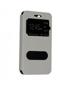 Fly_iq4491_flip_cover_white_1