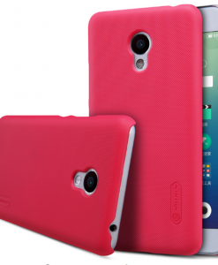 Nillkin_Frosted_Meizu_M3S_Red