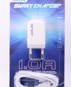 Travel_Charger +USB_cable_Arun_U128M_______000