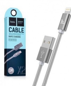 Кабель-USB-HOCO-X2-Lightning-tarnish-