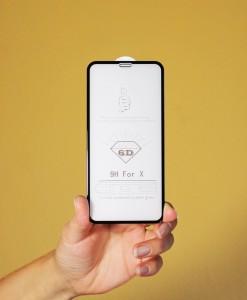 Защитное стекло 6D I-Phone XS