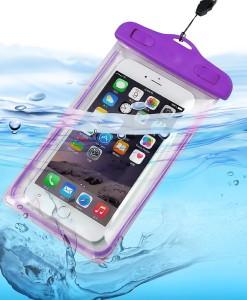 Waterproof line purple