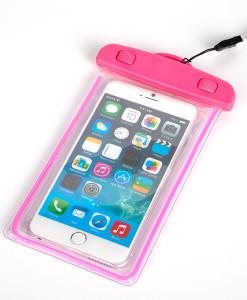 Waterproof line pink